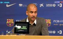 Josep Guardiola s-a despartit de FC Barcelona