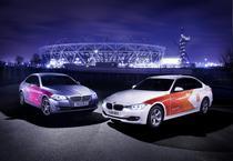 BMW este marca oficiala a JO de la Londra