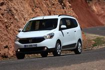 Test Drive Dacia Lodgy