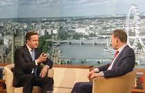 David Cameron in emisiunea lui Andrew Marr