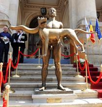 Statuia Imparatului Traian