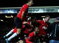 United, victorie pe terenul lui Blackburn