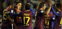 Victorie lejera pentru Barcelona
