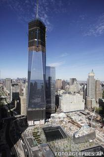 Freedom Tower, construit in locul WTC din New York