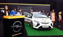 Opel Ampera la SIAMB 2012