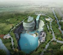 Proiectul Songjiang Shimao Hotel