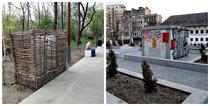 Parcul Venus vs. Piata Sf. Anton