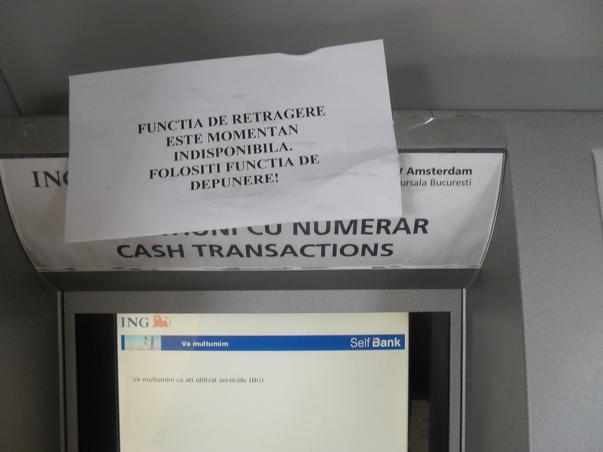 Cum se descurca bancile pe timp de criza
