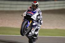 Jorge Lorenzo, victorios in Qatar