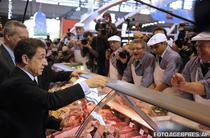 N. Sarkozy a preluat tema abatoarelor halal