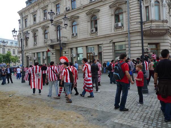 Capitala Fotbalului European