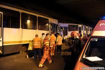 Accident in Pasajul Lujerului