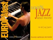EUROPAfest - 100% jazz and more