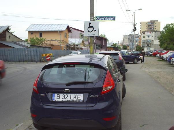 Discriminare, 25.04.2012