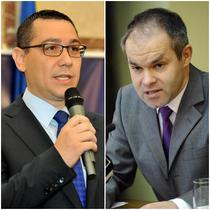 Victor Ponta si Daniel Funeriu