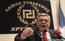 Nikolaos Michaloliakos, liderul neonazist din Grecia