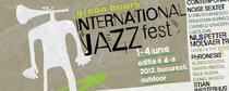 Green Jazz Fest 2012