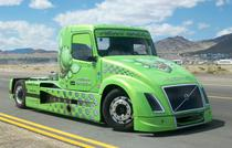 Goodyear Volvo Mean Green