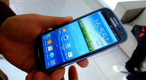 Prima impresie Samsung SIII