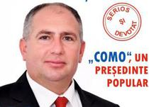 Porecla unui candidat pe afisul electoral