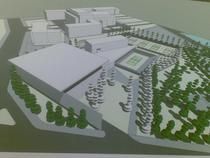 Proiectul care prevede construirea unui hotel si a unei sali de sport in Parcul Operei