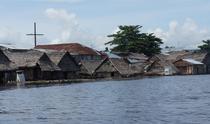 Inundatii pe Amazon