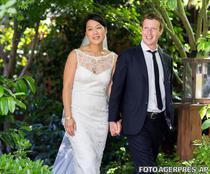 Mark Zuckerberg si sotia sa