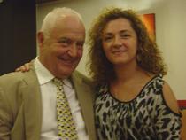 Printul Dimitrie Sturdza si Mari, consiliera Capra Nera