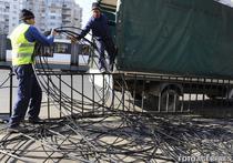 Dezafectare cabluri aeriene