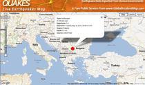 Cutremur in Bulgaria
