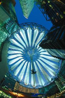 Cupola din Potsdamer Platz