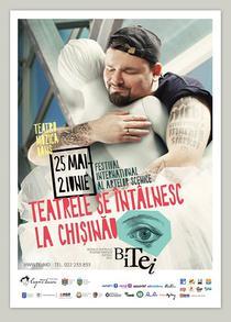 Bienala Teatrului Eugene Ionesco la Chisinau