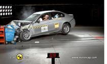 BMW Seria 3 la EuroNCAP