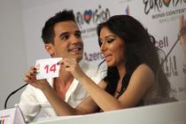 Romania va intra de pe locul 14 in finala Eurovision