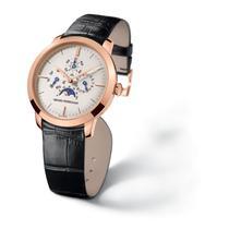 Girard Perregaux 1966 Perpetual Calendar este un ceas complicat in editie limitata - au fost produse doar 99 de exemplare.
