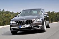 BMW Seria 7 2012