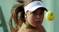 Sorana Carstea, la Roland Garros