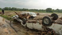 FOTOGALERIE Inundatii in Clisura Dunarii