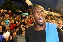 Usain Bolt, sub asteptari in anul olimpic 2012