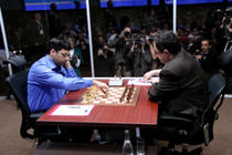 Anand si Gelfand: suspans pana in ultima clipa