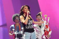 Mandinga, locul 12 la Eurovision 2012