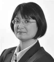 Enache Miruna - Executive Director (crop bw)