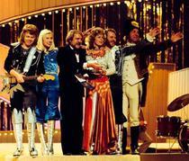 ABBA pe scena Eurovision (1974)