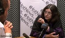 Tatiana Niculescu Bran in studioul HotNews.ro