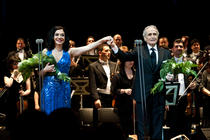 Fotogalerie: Concert Jose Carreras la Sala Palatului
