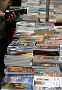 targul de carte Bookfest