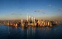 Noul complex WTC va cuprinde cea mai inalta cladire din America si va fi unul dintre exemplele de sustenabilitate urbana din lume.