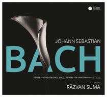 """BACH. Sase suite pentru violoncel solo"" interpretate de Razvan Suma"