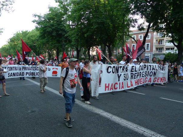 Ieri la Madrid