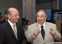 Traian Basescu si Gabriel Liiceanu